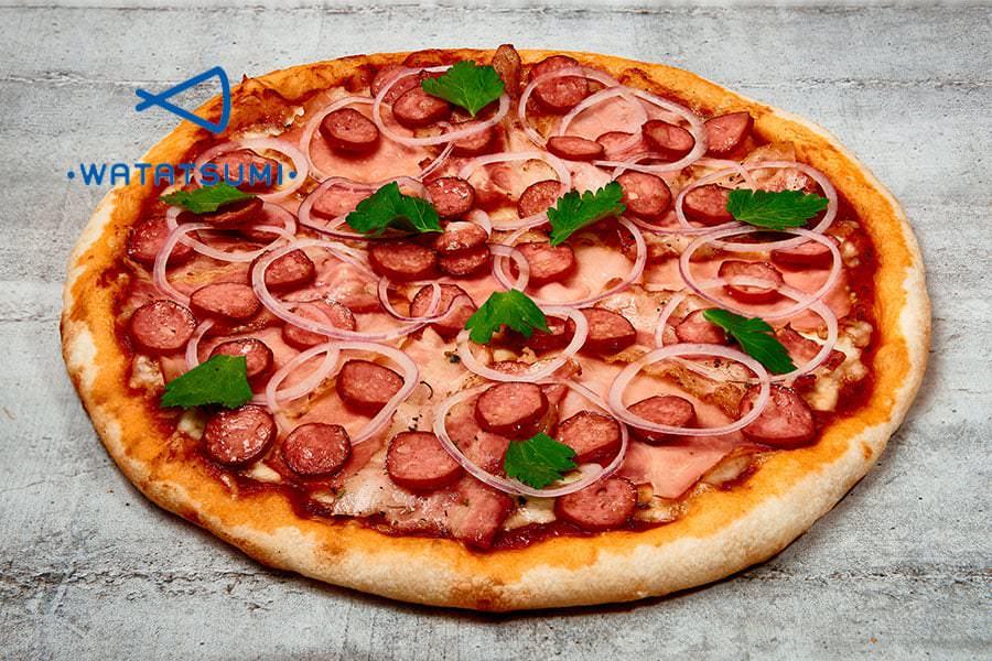 Пицца Мясной бум в Запорожье