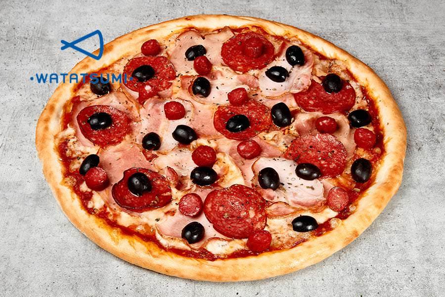 Пицца Сборная мясная заказать