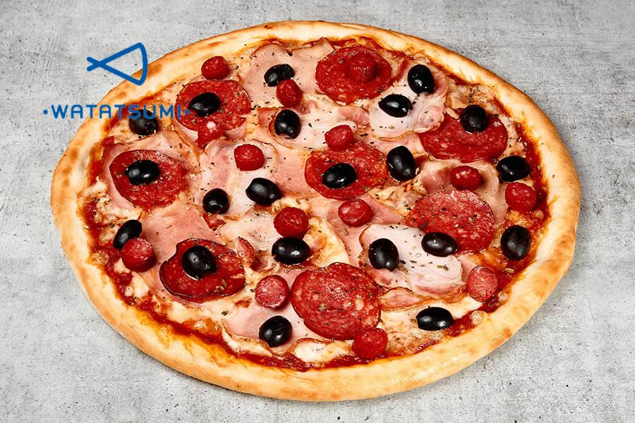 Пицца Сборная мясная доставка