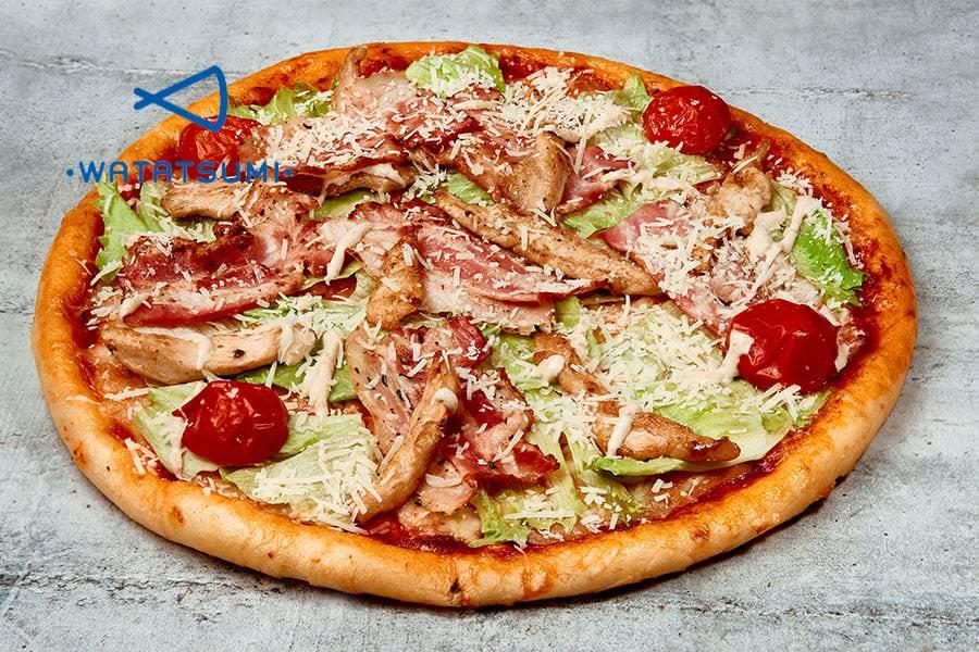 Пицца Цезарь доставка