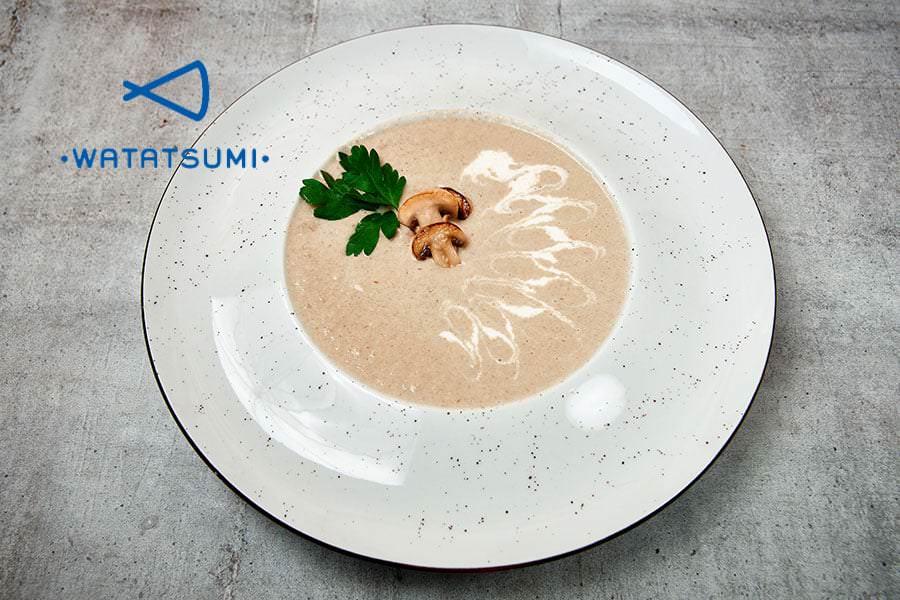 Грибной крем-суп в Запорожье