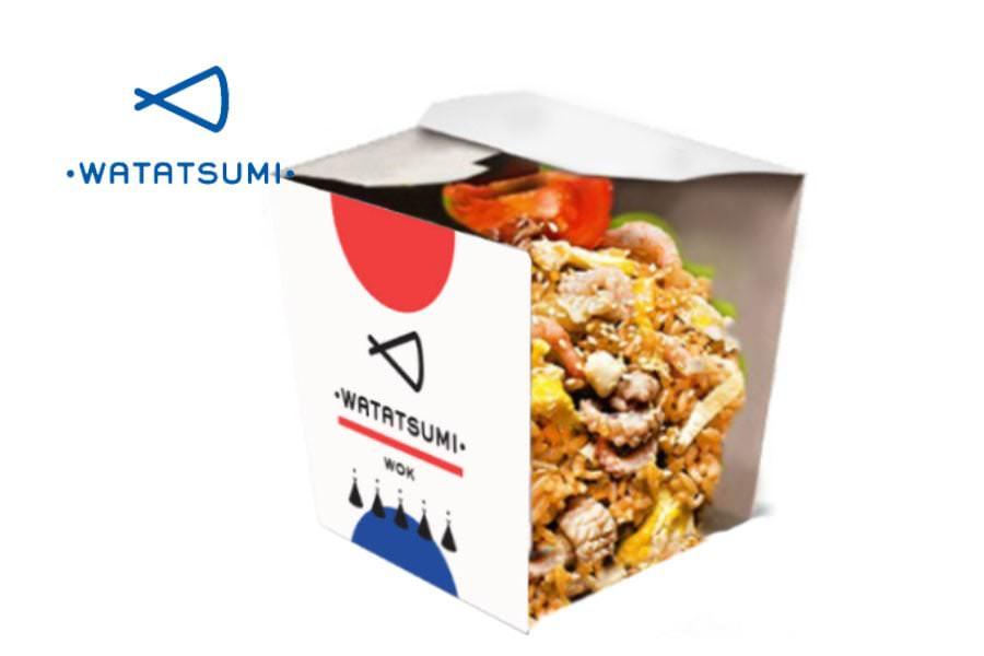 Рис с морепродуктами доставка