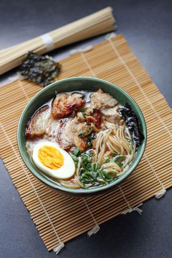 национальные блюда японской кухни
