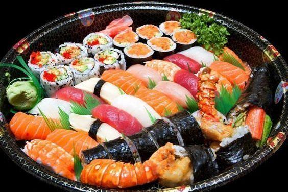японские суши и роллы от Watatsumi