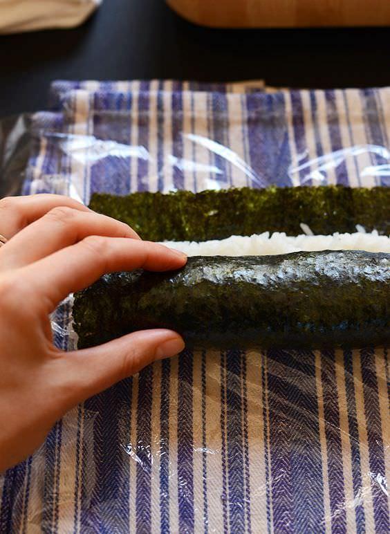чем заменить циновку для суши